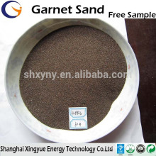 Factory sell garnet stone with Competitive price
