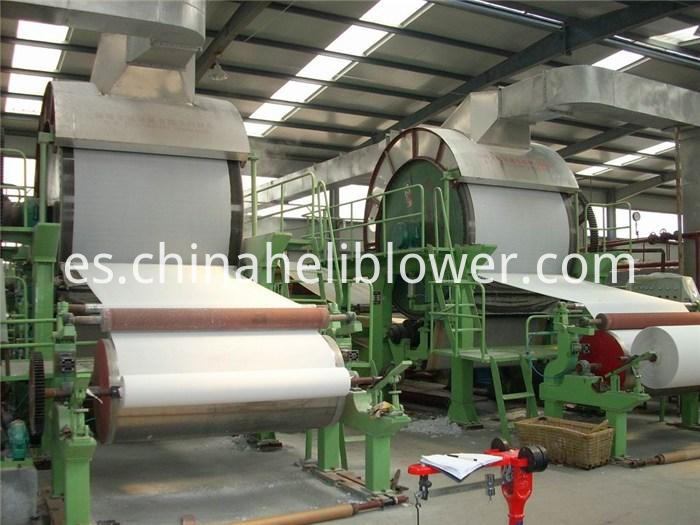 Roots Blowe for paper machine