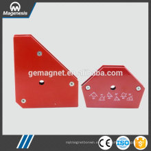 Nuevo soporte de soldadura de ángulo magnético de venta caliente