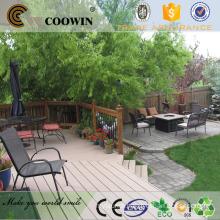 Waterproof decoration garden wpc decking