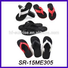 Zapatillas desnudas de la playa de los hombres nuevas zapatillas del diseño zapatillas al por mayor