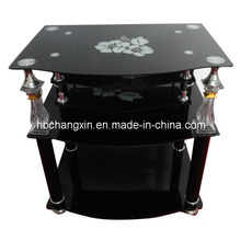 2016 Hot Selling New Design Glass TV Stand