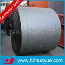Противостатическое пламя-retardant, стальной шнур ленточный конвейер для высокой скорости