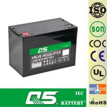 12V90AH Deep-Cycle Batterie Blei-Säure-Batterie Tiefentladungs-Batterie