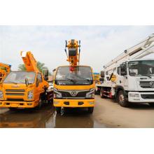 Camion nacelle Dongfeng Camion à plate-forme de travail aérien