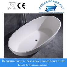 Artificial stone bath tub