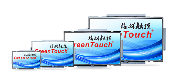 Open Frame Resistive Touch Display