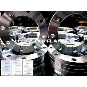 Flange ISO9624 Lap Joint PN16 in acciaio S235JRG2