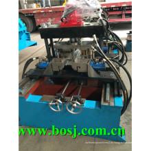 Verzinktes Bodenblech Stereo Garage Roll Forming Equipment Anbieter Singpore