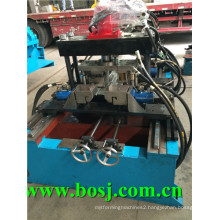 Galvanized Bottom Plate Stereo Garage Roll Forming Equipment Supplier Singpore