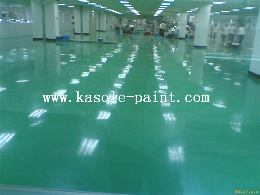 self leveling resin floor