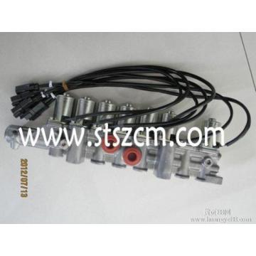 Magnetventil 207-60-71311 PC400-7 komatsu elektrisches Ventil