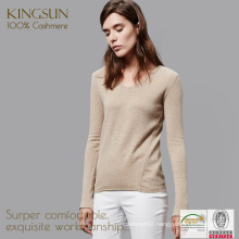 Woman Knit Pullover, Cashmere Women,Knitted Cashmere T-Shirt