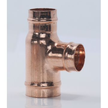 how to solder vertical copper pipe fittings
