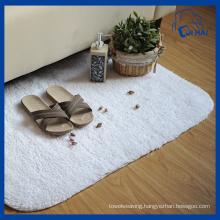 100% Cotton Yarn Bath Mat (QDC4412)