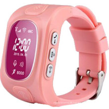 GPS Navigator Type Kids Watch GPS Tracker with High Quality, China Factory, Hot Sale (WT50-KW)