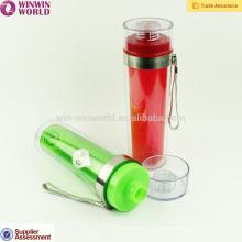Christmas Gift Drinking Bottle,Food Grade Plastic Water Bottle