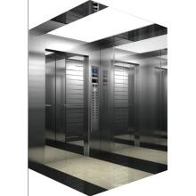 Elevador de passageiros de grande capacidade de 2000kg