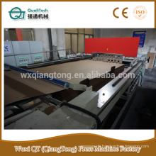 4 Füße imprägnierende Dekorpapiermaschine / Phenolharzimprägniermaschine / Formica-Plattenherstellungslinie