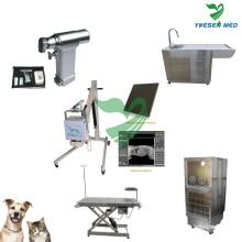 One-Stop Shopping Medizinische Tierklinik Haustier Ausrüstung