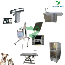 One-Stop Shopping Medical Veterinary Clinic Instrument vétérinaire