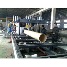 Lsz51 / 105 Linha de fornecimento de água de PVC / extrusão de tubo de drenagem
