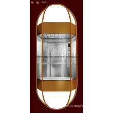 SGS Approved Sightseeing Type Panoramic Elevator in 2016