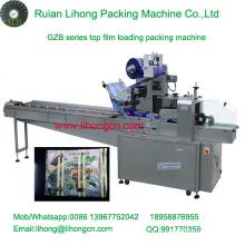 Gzb-350A Machine de conditionnement de flux automatique de pain de boulangerie haute vitesse Gzb-350A