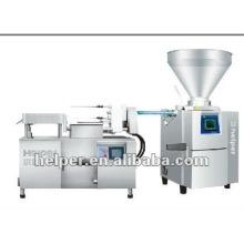 high capability sausage twisting machine
