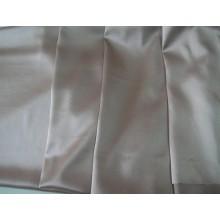 Crepe tecido de seda cetim para o vestido da mulher (100% seda)