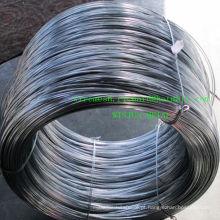 China Fábrica DIP Hot Fio De Ferro Galvanizado Preço de Fábrica