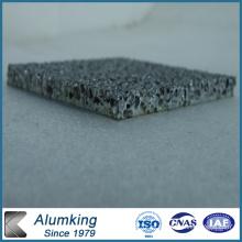 Espuma de aluminio de prueba de sonido para la construcción