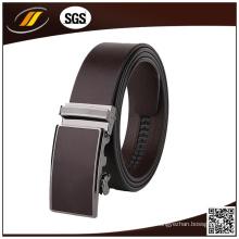 China hizo buena calidad cinturón de cuero automático hebilla