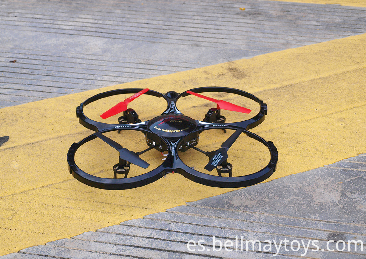 4CH RC Quadcopters