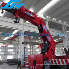 Widely Used Telescopic Boom Truck Mounted Crane