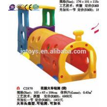 JQC2870 túnel de niños túnel de plástico túneles de juego túnel
