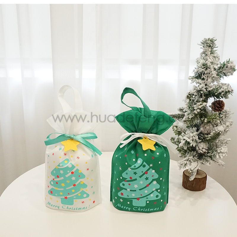 bottle gift bags christmas
