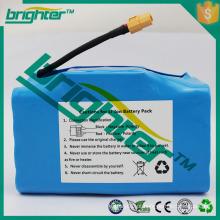 Bateria lithuim bateria bateria 18650 de venda quente para scooter de auto-balanceamento