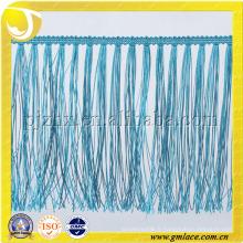 Bordure simple et tendance de la frange pour le canapé, pour la robe et autres textiles