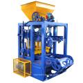 Semi-automatic block making machine for africa