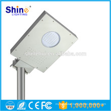 5w Bridgelux chip Integrated led solar street light all in one