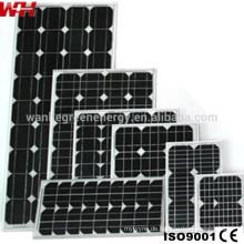 Flexible 18-V-Mini-Solarmodule mit grüner Energie