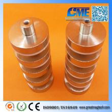 Starker NdFeB D25X7mm Permanent Pot Magnet