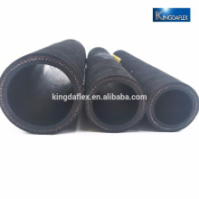 ozone resistant air/water hose connector with wrapped cover