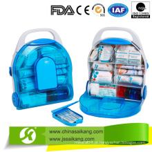 Kit de ajuda portáteis para ambulância