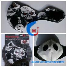 Piezas de motos Buena calidad Máscara de neopreno