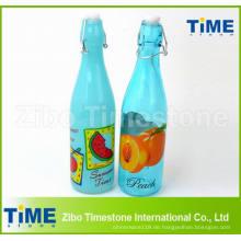 500 ml Vintage Food Grade Sprühflasche in Glas für Saft