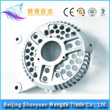 Different Types of Lamp Holder aluminum cnc turning parts sleeve,Aluminum Lamp Shades