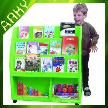 Children Plastic Book Shelf