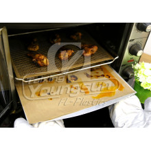 LFGB&FDA certificated Ptfe cooking mat/oven liner